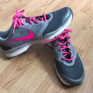 Nike Women's athletic shoes size 8.5